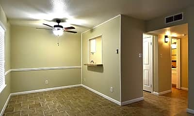 Dining Room, Alameda Apartments, 0