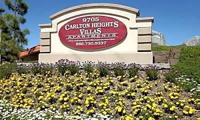 Carlton Heights Villas, 1