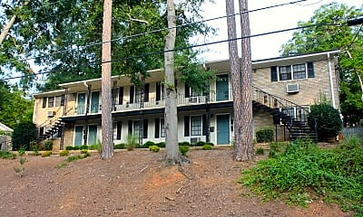 Building, 223 E Cloverhurst Ave, 2