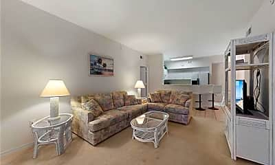 Living Room, 15630 Ocean Walk Circle 214, 1