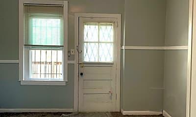 Bedroom, 637 W 59th St, 2