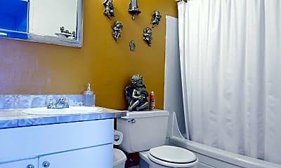 Bathroom, Oakland Terrace, 1