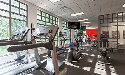 Fitness Weight Room, 732 Hilltop Dr, 2