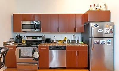 Kitchen, 4 Leverington Ave 101, 1