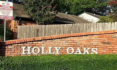 Holly Oaks Apartments & Cottages, 1