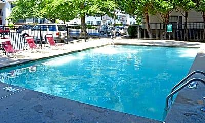 Pool, Campbell Creek, 2