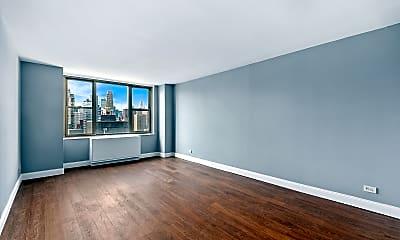 Living Room, 301 E 79th St 26-R, 0
