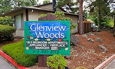 Glenview Woods Apartments, 1