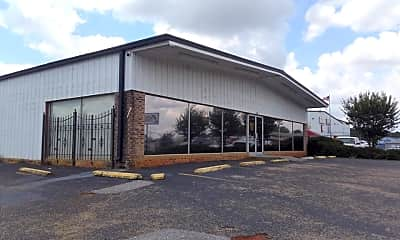 Building, 1487 Reeves St, 1