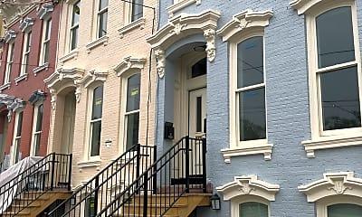 Building, Clinton Avenue Apartments, 0
