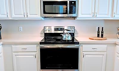 Kitchen, Brookhaven Apartment Homes, 1