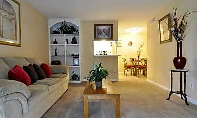 Living Room, Park West, 1