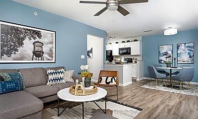 Living Room, Grandview Summit, 2