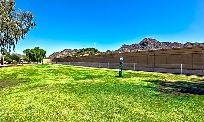 Recreation Area, Ascent 1829, 2