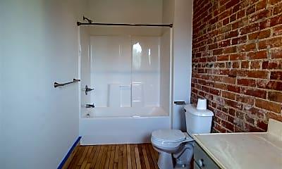 Bathroom, 2100 Michigan Ave, 2