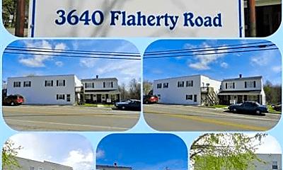 Community Signage, 3640 Flaherty Rd, 0