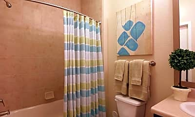 Bathroom, Evander Square, 2