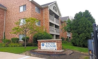 Faith Manor, 1