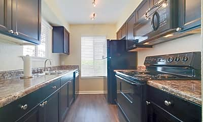 Kitchen, Indian Hills, 2