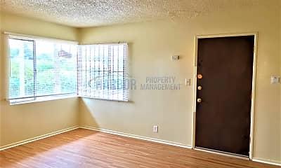 Living Room, 5642 Angeles Vista Blvd, 1