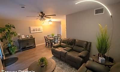 Living Room, 3807 Mayer Dr, 2