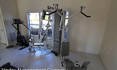 Fitness Weight Room, 1114 S College St, 2