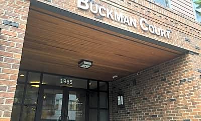 BUCKMAN COURT APARTMENTS, 1
