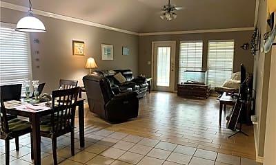 Living Room, 7714 Fort Griffen Dr, 1