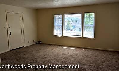 Living Room, 235 E 2nd Ave, 1