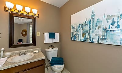 Bathroom, Josey Place, 2