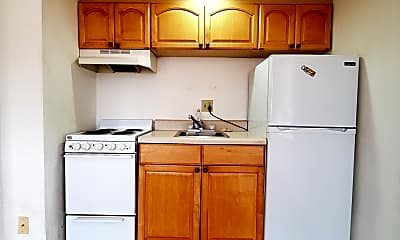 Kitchen, 311 W Ashley St 1107, 1