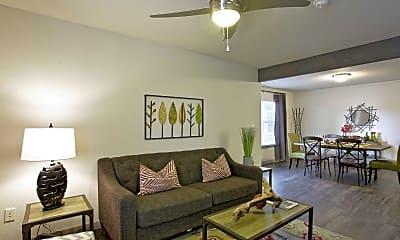 Living Room, Belara Austin, 1