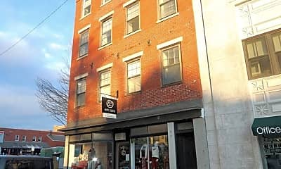 Building, 93 Washington St, 1
