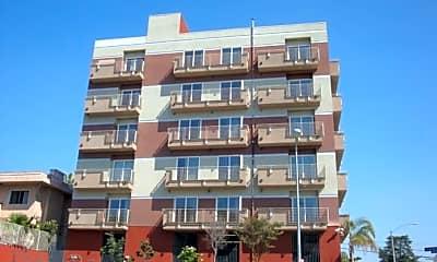 Building, 332 S Virgil Ave, 0
