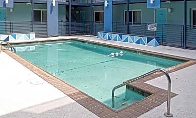 Pool, 700 Condominium Apartments, 2