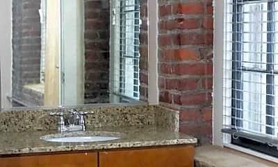 Bathroom, Cliffs Edge Lofts, 2