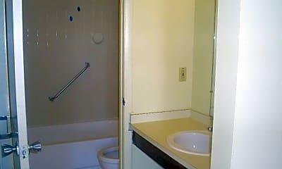 Bathroom, Hacienda Villas, 2