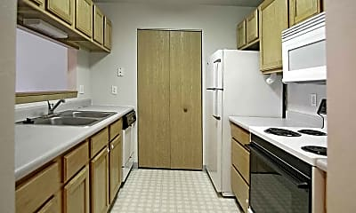 Kitchen, Ithica Heights, 1