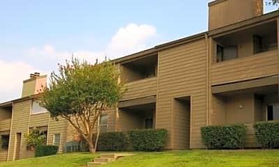 Building, Cedar Bend, 2