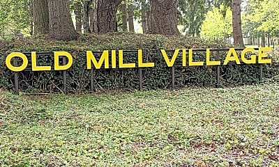 Community Signage, 2100 Electric Ave, 1