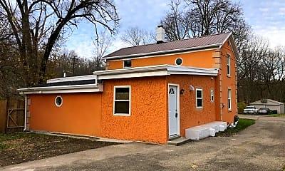 Building, 621 Park Ave, 1