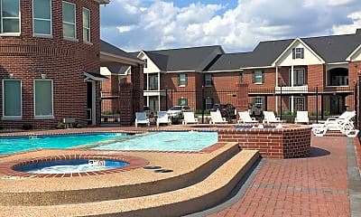 COLONIAL CROSSING APARTMENTS, 2