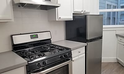 Kitchen, 1544 McAllister St, 0