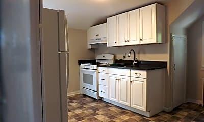Kitchen, 54 Harrison St 2, 1