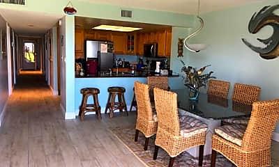 Living Room, 1101 S Atlantic Ave 102, 1