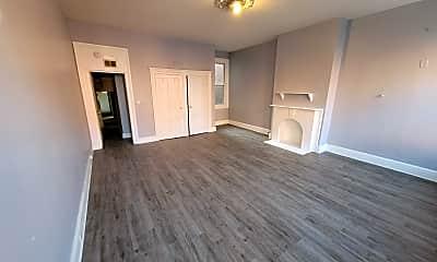 Living Room, 1624 Druid Hill Ave, 1