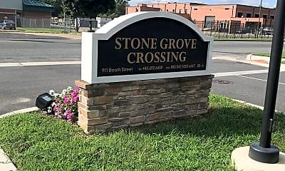 Stone Grove Crossing, 1