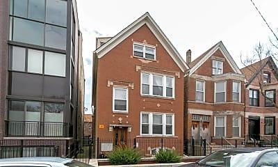 Building, 2043 N Leavitt St, 0