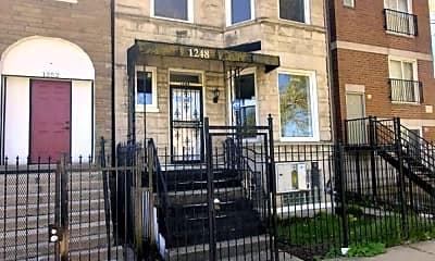 Building, 1248 S Troy St, 0