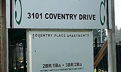 Coventry Place Apartments, 1
